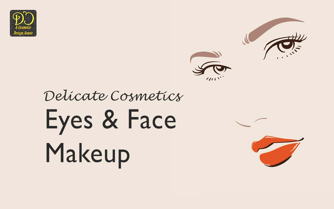 Eyes-&-Face-Makeup-Delicate Cosmetics