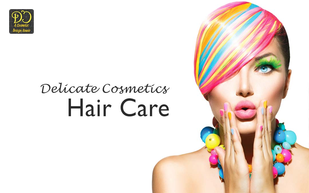 Hair-Care-Delicate Cosmetics