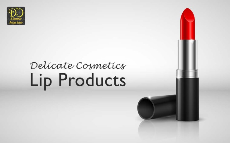 Lip-Products-Delicate Cosmetics