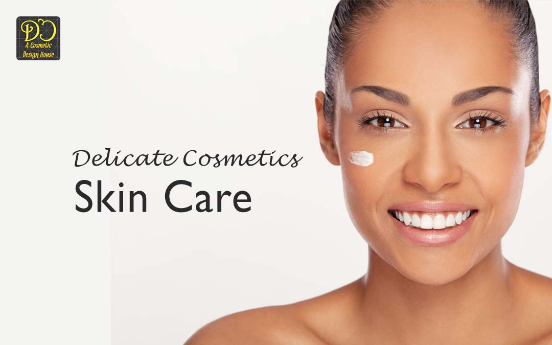 Skin-Care-Delicate Cosmetics
